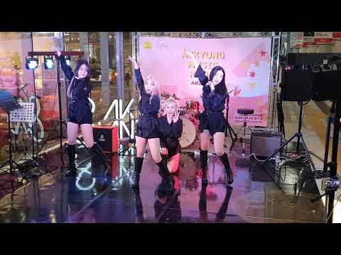 댄스팀 유에이(U.A-UNIQUE AWESOME)/ Boogie Up-우주소녀(WJSN) 20190921 AK&홍대 애경 뮤직 룸 직캠