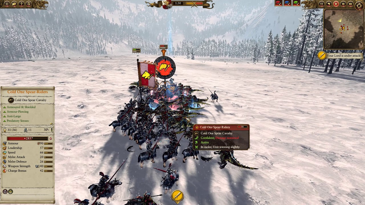 Total War: Warhammer 2 Quick Play Review #378 Black Powder Blessed
