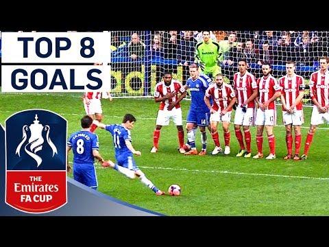 Baixar Oscar Curler and Sylvinho Worldie! | Best Brazilian Emirates FA Cup Goals | Top 8