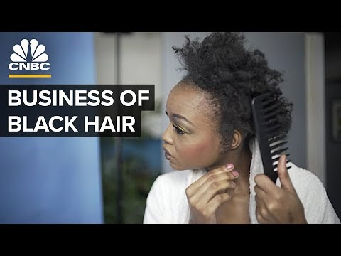 The Business Of Black Hair