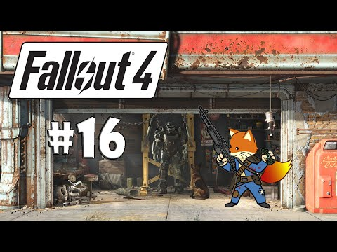 "Fallout 4 - Playthrough #16 ""Publick Occurrences"""