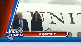 Headlines | Donald Trump India Visit | PM Modi Mann Ki Baat  Telugu News