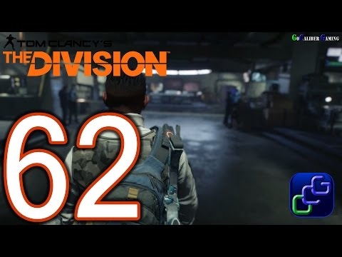 Tom Clancy's The Division Walkthrough - Part 62 - Expansion Pack 1. Underground: 1 Phase Operation