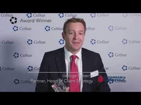 Dealmaker of the year, London City - George Roberts of  Cushman & Wakefield