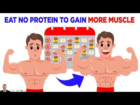�� Eat NO Protein To Gain MORE Muscle by Dr Sam Robbins