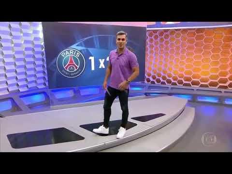 Globo Esporte - PSG 1x2 REAL MADRID thumbnail