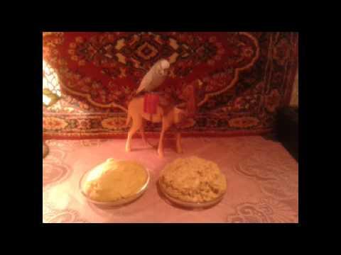 Tasty Nut Cookies Recipe with Habibi ( Rezept für Nuss Kekse )
