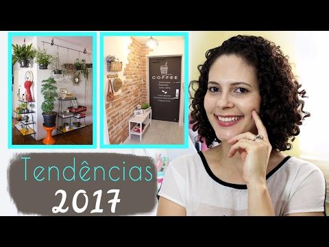 9 Tendências de decoração 2017 ❤ Mariana Martins