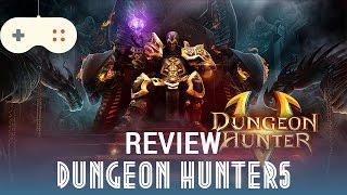 [Review dạo] Dungeon hunter 5 - tựa game nhập vai bom tấn cho cả 3 nền tảng
