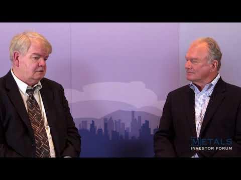 """""""Bomboré Project"""" Eric Coffin and Michael Halvorson Vice Chairman of Orezone Gold"""