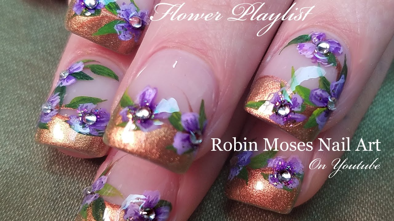 Paint me robin moses tartofraises and colorizedanna inspired paint me robin moses tartofraises and colorizedanna inspired nail art design tutorial youtube prinsesfo Image collections