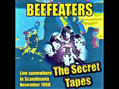 Beefeaters - Secret tapes (1968) (DENMARK, Psychedelic, Blues Rock, Prog Rock)