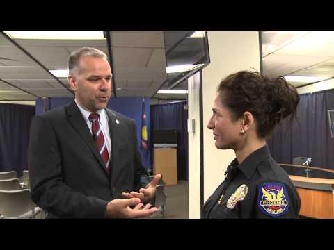 Doing What Matters -  Police Detective Jemima Schmidt