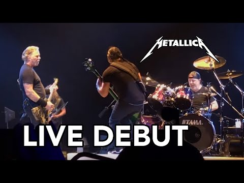 ROADKILL - Metallica Here Comes Revenge-Live