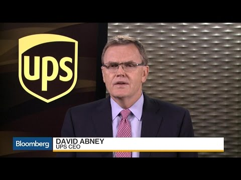 UPS Expands China Ties in S.F. Holding Joint Venture