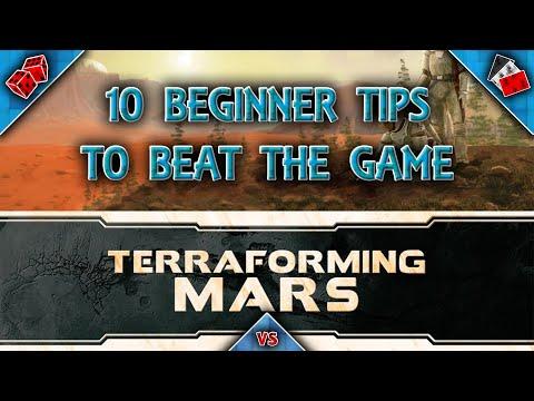 Terraforming Mars 10 Beginner Tips |