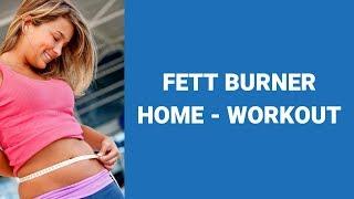 kurzes Fettkiller Workout für zu Hause