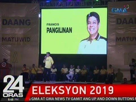 24 Oras: Liberal Party, makikipag-alyansa sa ibang partido para sa Eleksyon 2019