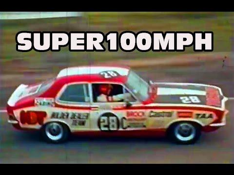 1972 HARDIE-FERODO 500 Peter Brock