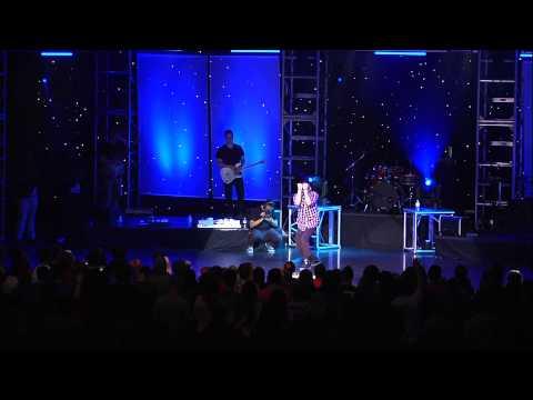 Eddie James - As The Deer Live @ Shabbach (ft. Antonio Cavazos)