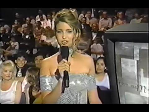 Cringe-Worthy Ivanka Trump Cohosts Miss Teen USA 1997 (Full Screen/Voice Time)
