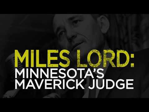 Miles Lord: Minnesota