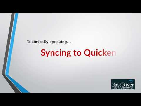 Quicken Sync, A Step-by-Step Guide