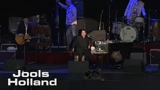 "Jools Holland and his Rhythm & Blues Orchestra - ""Double O Boogie"" - OFFICIAL"