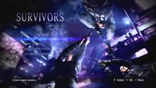 Resident Evil 6 Soundtrack - Survivors Theme