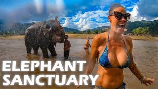 Elephant Sanctuary - S3:E23