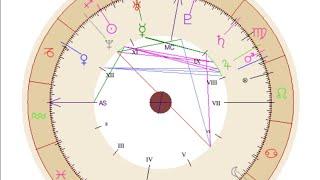 Rizz birth chart reading