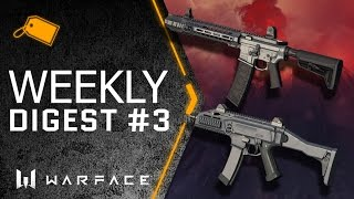Warface Video Digest #3