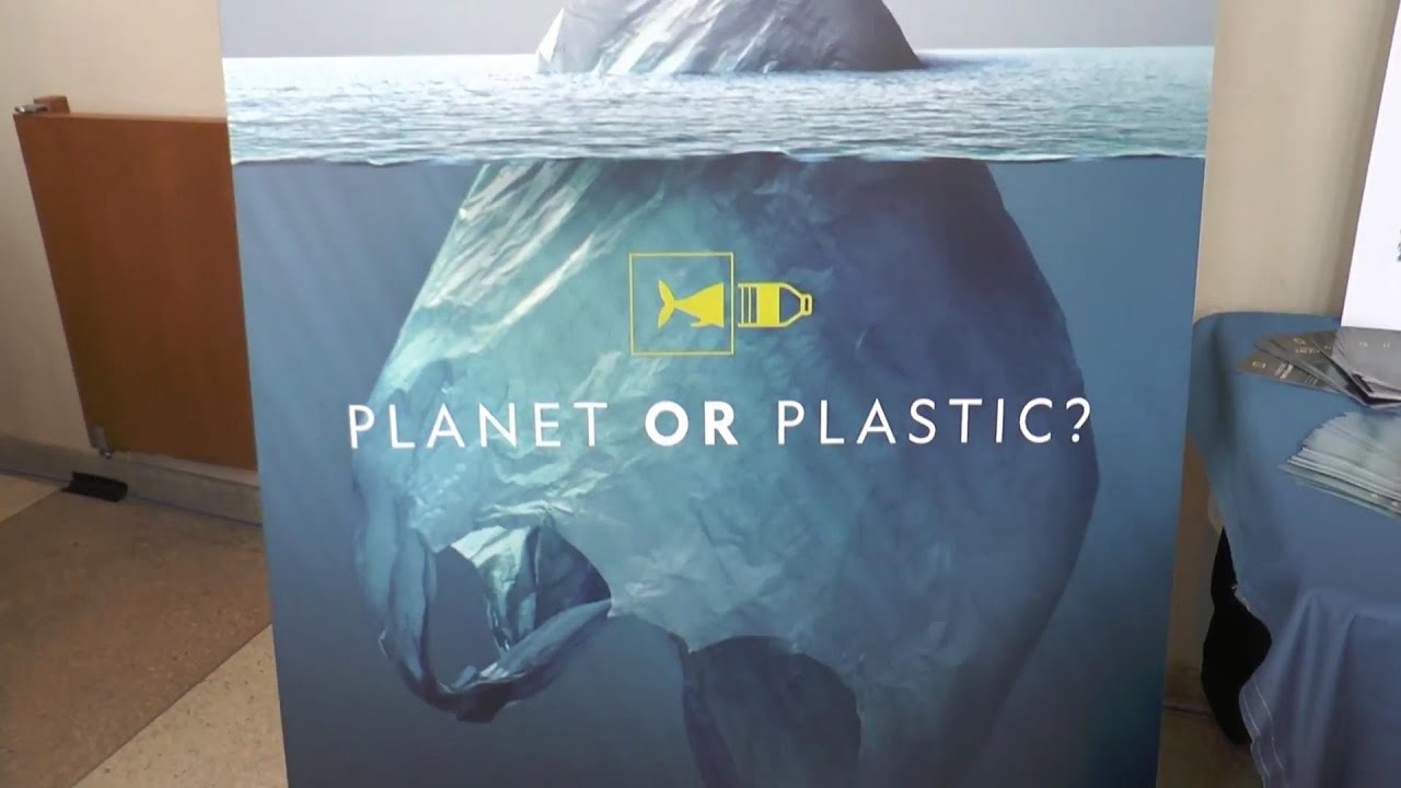 Planet or Plastic? The choice is yours!