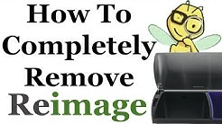 How To Completely Remove Reimage PC Repair Online