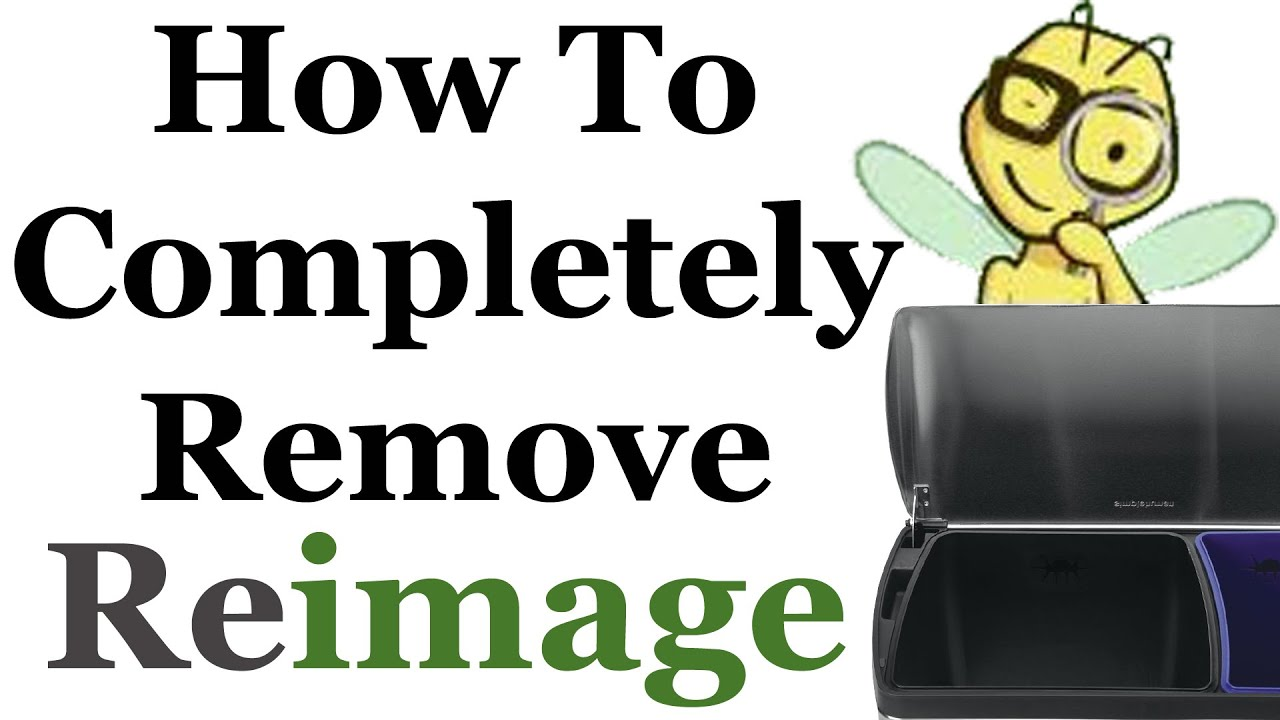 how to get rid of reimage repair windows 10