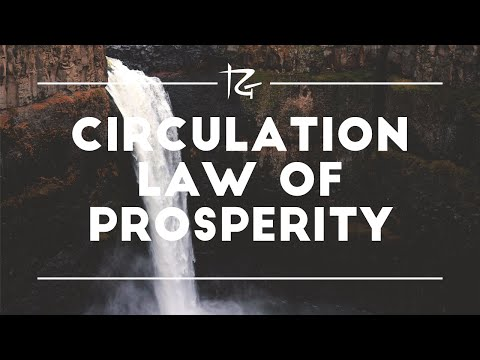 The Circulation Law of Prosperity - Randy Gage
