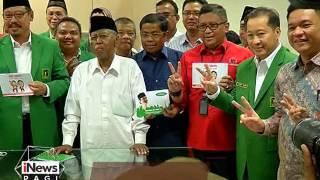 Partai Pengusung Ahok-Djarot Gelar Pertemuan - INews Pagi 02/03