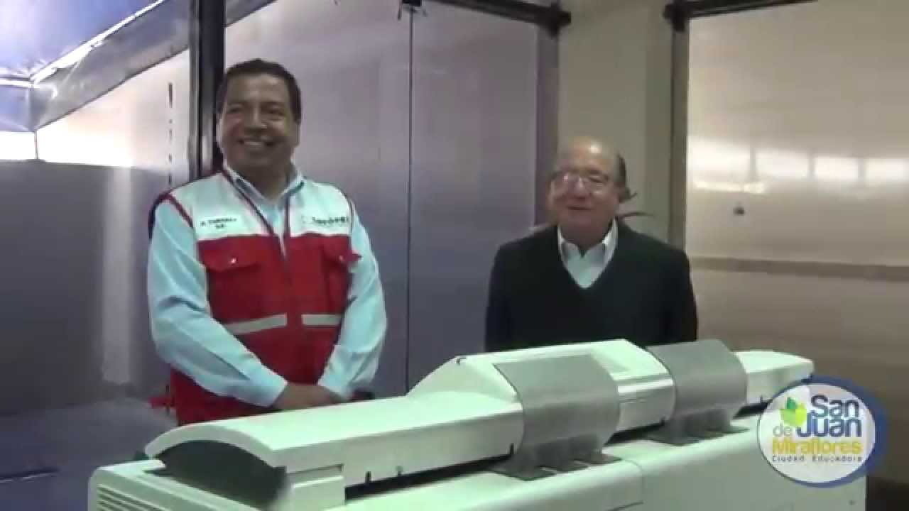 Municipio de sjm y cofopri inauguraron la oficina de catastro youtube - Oficina de catastro ...