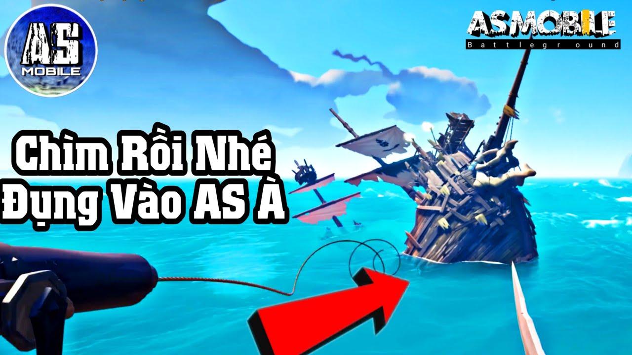 [Sea Of Thieves] Đánh Chìm Thuyền Xương Sọ | AS Mobile