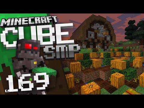 Minecraft Cube SMP S1 Episode 169: Pumpkin Patch