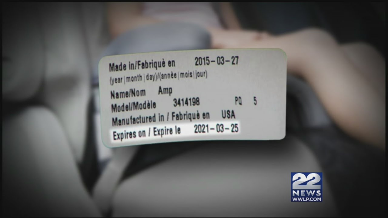 What To Do With Expired Car Seats >> I-Team: Check the expiration dates on car seats - YouTube