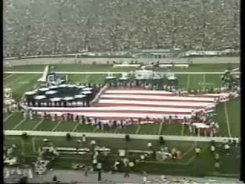 Tops In Blue Superbowl XIX Halftime Show - pt 2