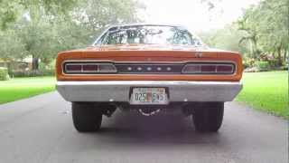 Dodge Coronet Super Bee 1969 Videos