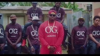 Смотреть клип Khaligraph Jones X Rayvanny - Chali Ya Ghetto