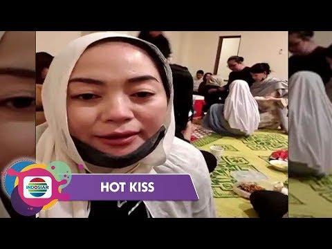 Yan Vellia Lewati Lebaran Tanpa Sosok Alm. Didi Kempot - Hot Kiss