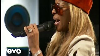 Mary J. Blige - Family Affair (In Studio Performance)