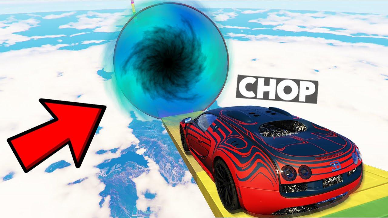 GTA 5: ULTIMATE TRANSFORM RACE CHALLENGE with BOB & CHOP! (99.9% IMPOSSIBLE PARKOUR!)