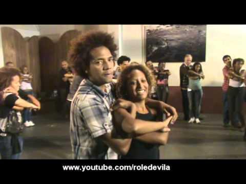 Samba Rock no Paideia - Gugu Reis e Sugus