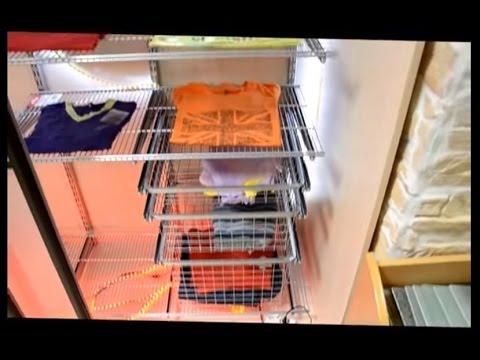 офисные гардеробные системы эльфа