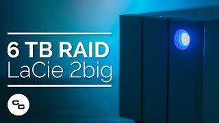 6 TB LaCie 2big RAID Setup (Part 1) - Krazy Ken's Tech Misadventures